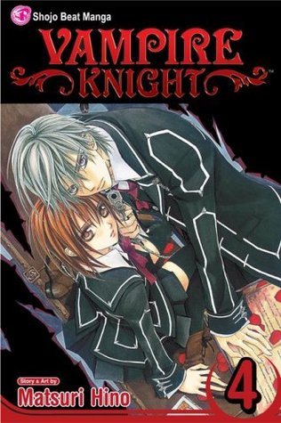 Vampire Knight, Vol. 4 by Matsuri Hino