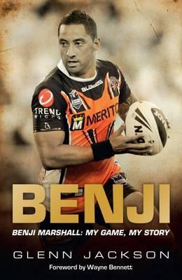 Benji, Benji Marshall: my game, my story