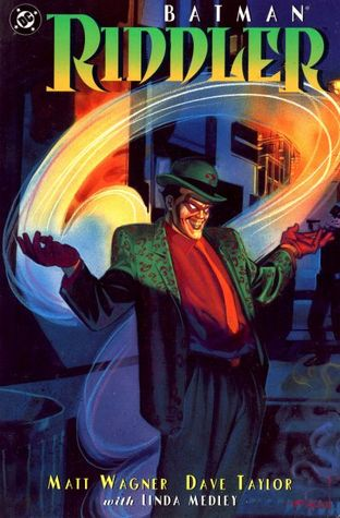 Batman: Riddler And The Riddle Factory