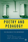 Poetry and Pedagogy: The Challenge of the Contemporary