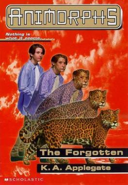 The Forgotten by Katherine Applegate