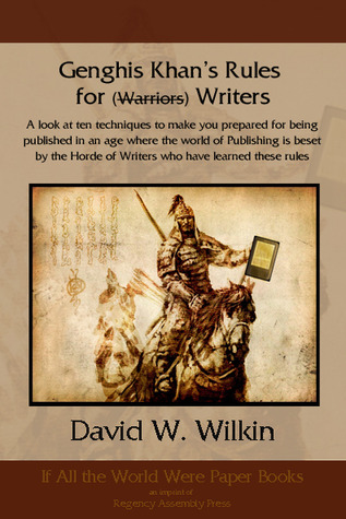 Genghis Khan's Rules for (Warriors) Writers