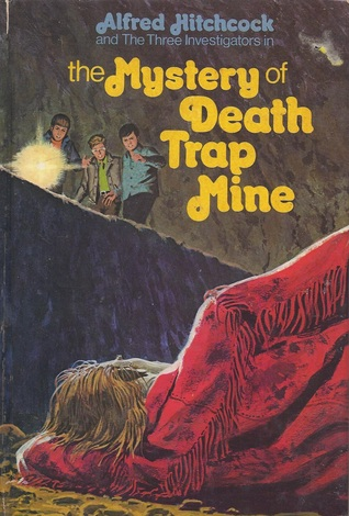 The Mystery of Death Trap Mine by M.V. Carey