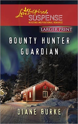 Bounty Hunter Guardian by Diane Burke