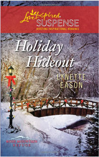Holiday Hideout by Lynette Eason