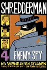 Enemy Spy (Shredderman, #4)