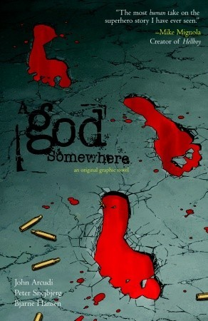 A God Somewhere by John Arcudi