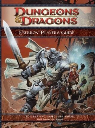 Eberron Player's Guide by Wizards RPG Team