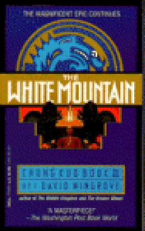 The White Mountain by David Wingrove