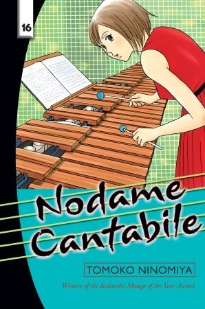 Nodame Cantabile, Vol. 16 (Nodame Cantabile #16)