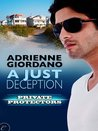 A Just Deception (Private Protectors, #3)