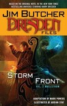 The Dresden Files: Storm Front, Volume 2- Maelstrom
