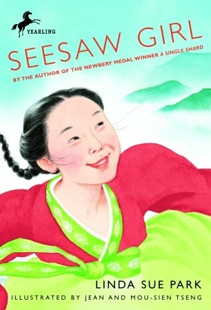 Seesaw  Girl by Linda Sue Park