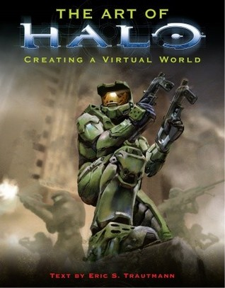 The Art of Halo by Eric Trautmann