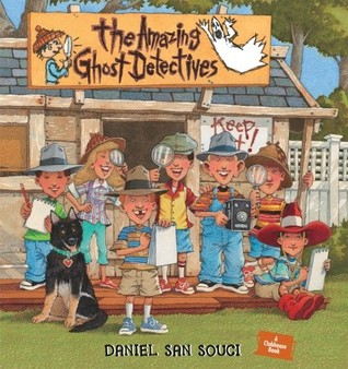 The Amazing Ghost Detectives
