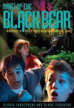 Night of the Black Bear (Mysteries in Our National Park, #13)