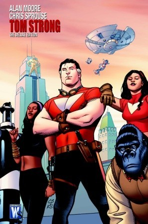 Tom Strong by Alan Moore