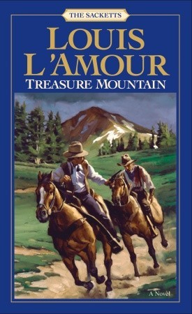 Treasure Mountain (The Sacketts #15)