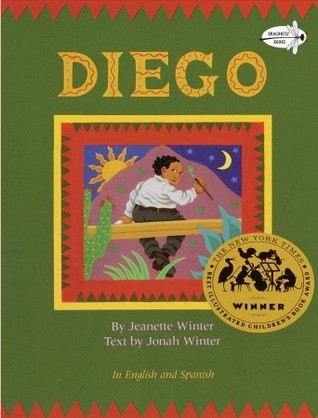 Diego by Jeanette Winter