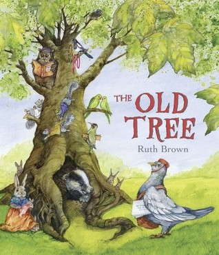 The Old Tree by Ruth Brown