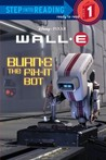 BURN-E the Fix-It Bot (Disney/Pixar WALL-E)
