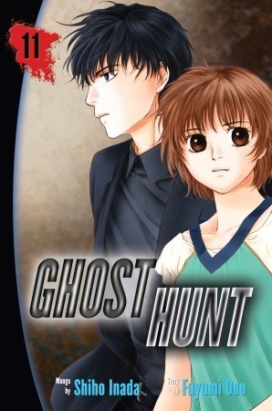 Ghost Hunt, Volume 11 by Shiho Inada