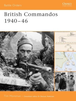 British Commandos 1940–46 (Battle Orders #18)