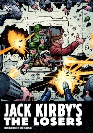 Jack Kirby's The Losers by Jack Kirby
