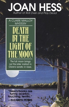 Death by the Light of the Moon (Claire Malloy, #7)