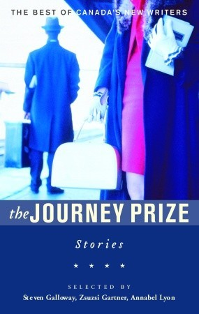The Journey Prize Stories 18 by Steven Galloway