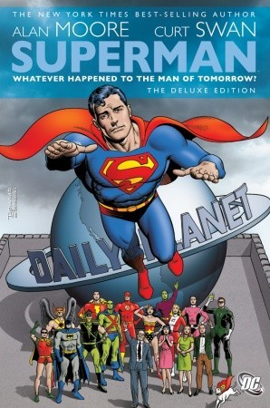 Superman by Alan Moore