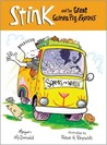 Stink and the Great Guinea Pig Express (Stink, #4)
