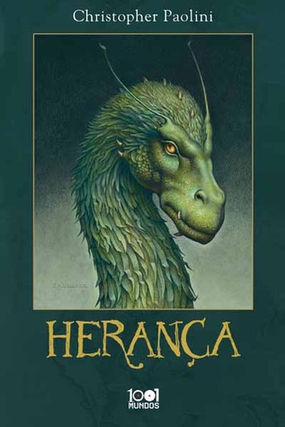 Herança by Christopher Paolini