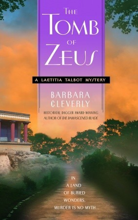 The Tomb of Zeus (Laetitia Talbot, #1)