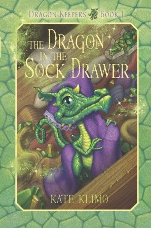 The Dragon in the Sock Drawer by Kate Klimo