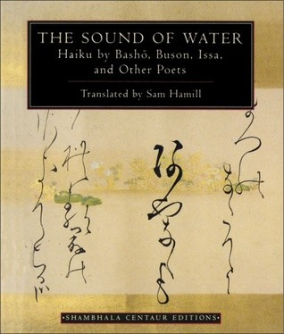 The Sound of Water by Sam Hamill