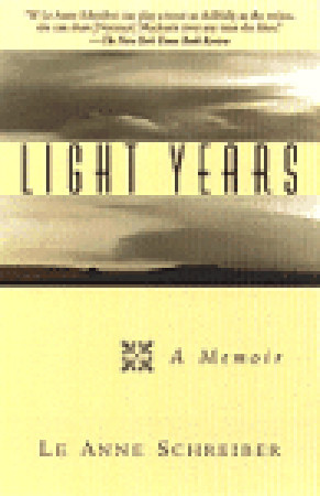 Light Years by Le Anne Schreiber