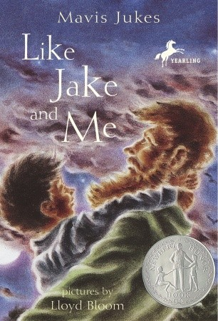 Like Jake and Me by Mavis Jukes