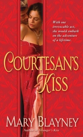 Courtesan's Kiss by Mary Blayney