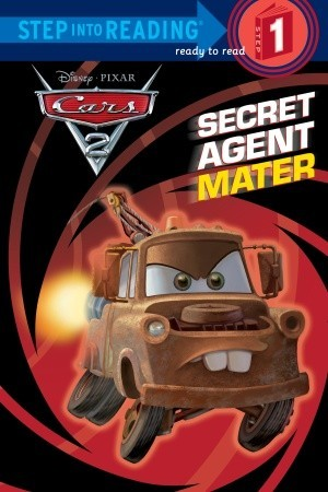 Secret Agent Mater by Melissa Lagonegro
