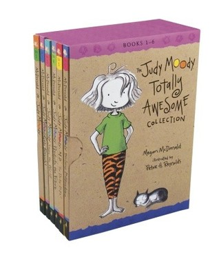 The Judy Moody Totally Awesome Collection: Books 1-6