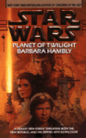 Planet of Twilight by Barbara Hambly