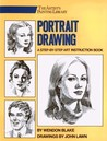 Portrait Drawing: A Step-by-Step Art Instruction Book