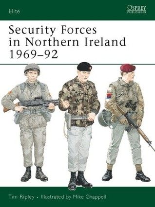 Security Forces in Northern Ireland 1969–92 (Elite)