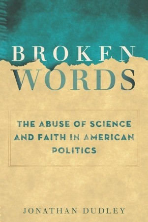Broken Words by Jonathan Dudley