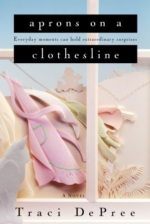 Aprons on a Clothesline by Traci Depree