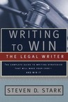 Writing to Win: The Legal Writer