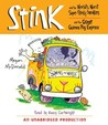 Stink and the World's Worst Super-Stinky Sneakers & Stink and the Great Guinea Pig Express (Stink, #3-4)