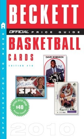 Beckett Official Price Guide to Basketball Cards 2010, Edition #19