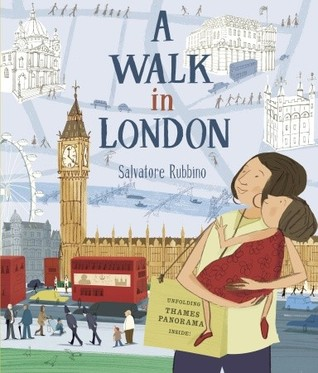 A Walk in London by Salvatore Rubbino
